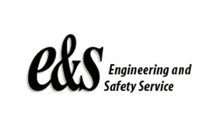 e & s logo