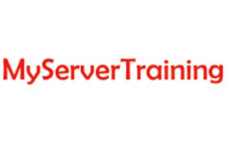 My server training