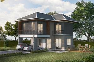 Luxury home and auto
