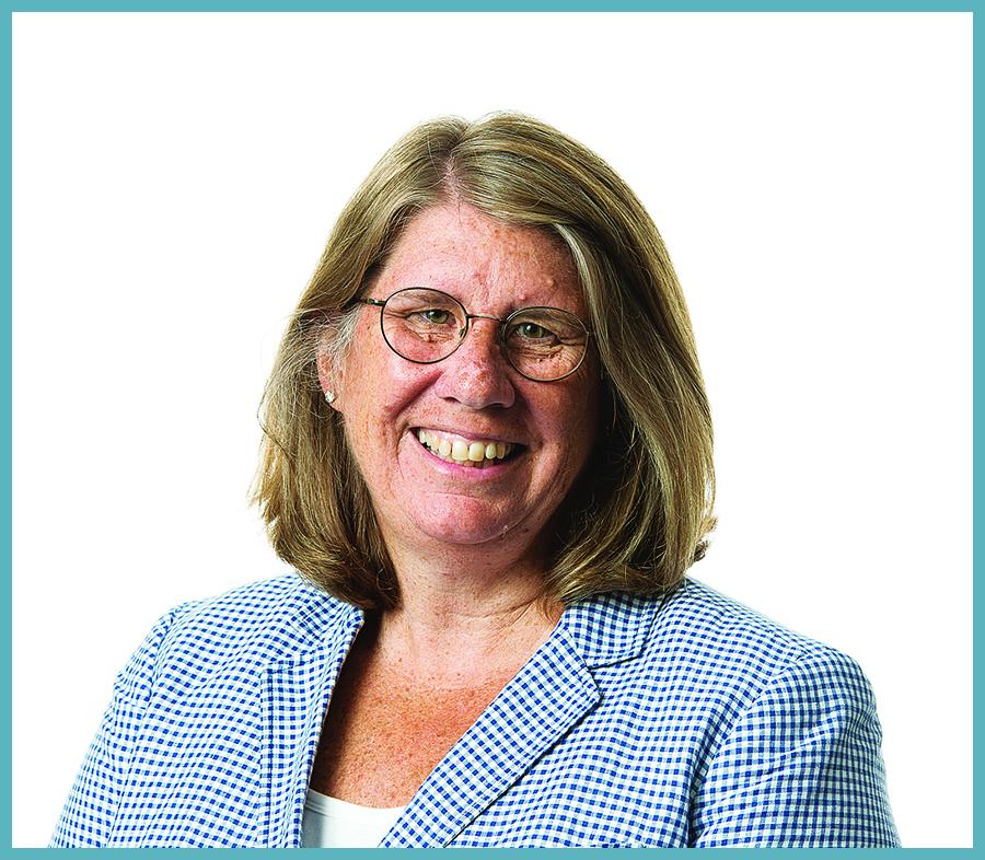 Ann Tripp headshot