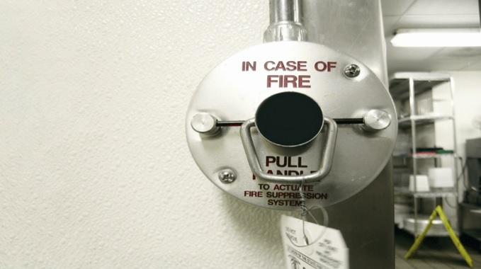Electrical Risk Management Solutions fire pull system
