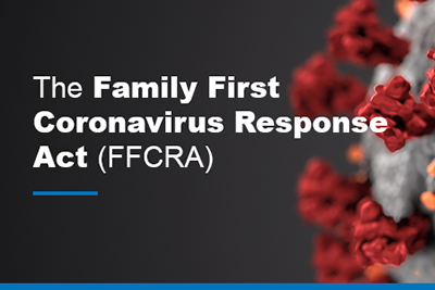 Family First Coronavirus Response Act (FFCRA) title card