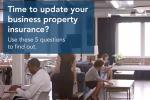 screen shot for update your business property video