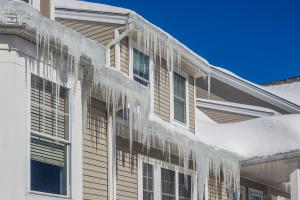 Don't let ice dams cause extensive damage to your home.