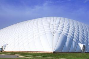 Air Supported Dome Building